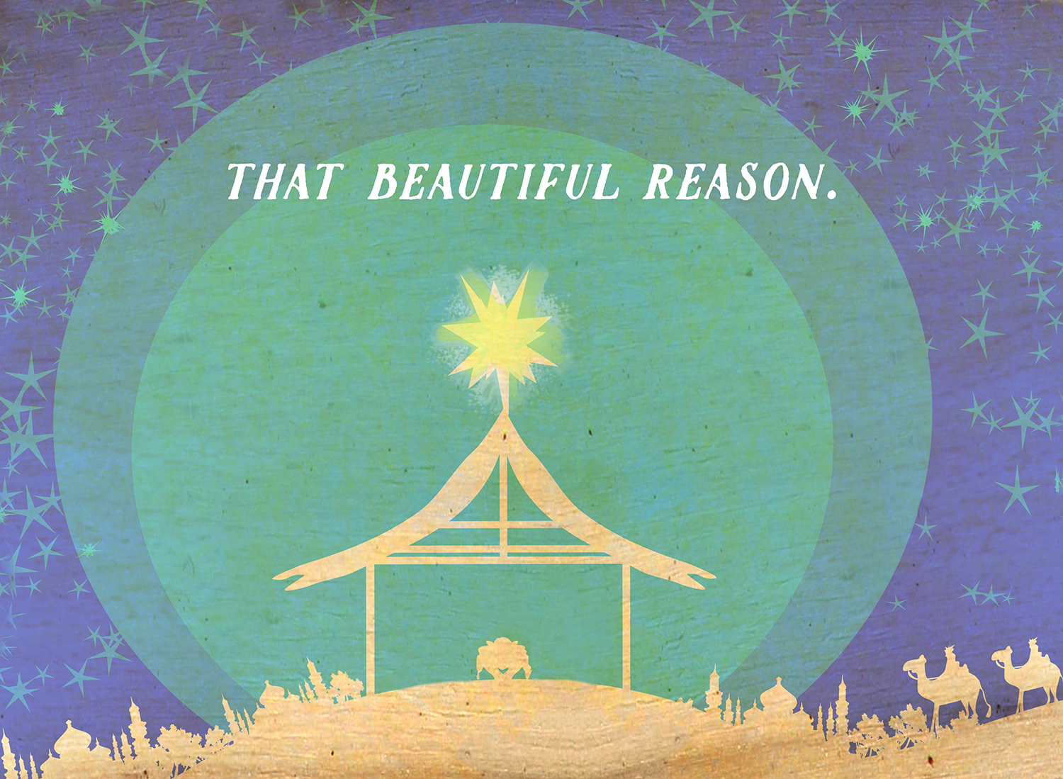 That beautiful reason