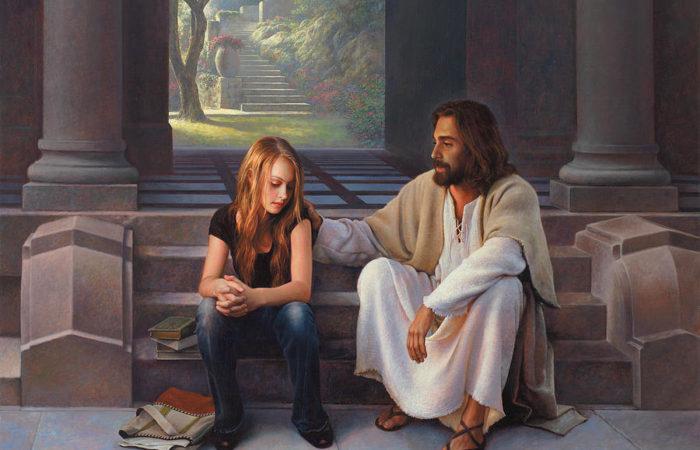 Relatable jesus