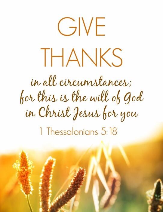 Thankful Still