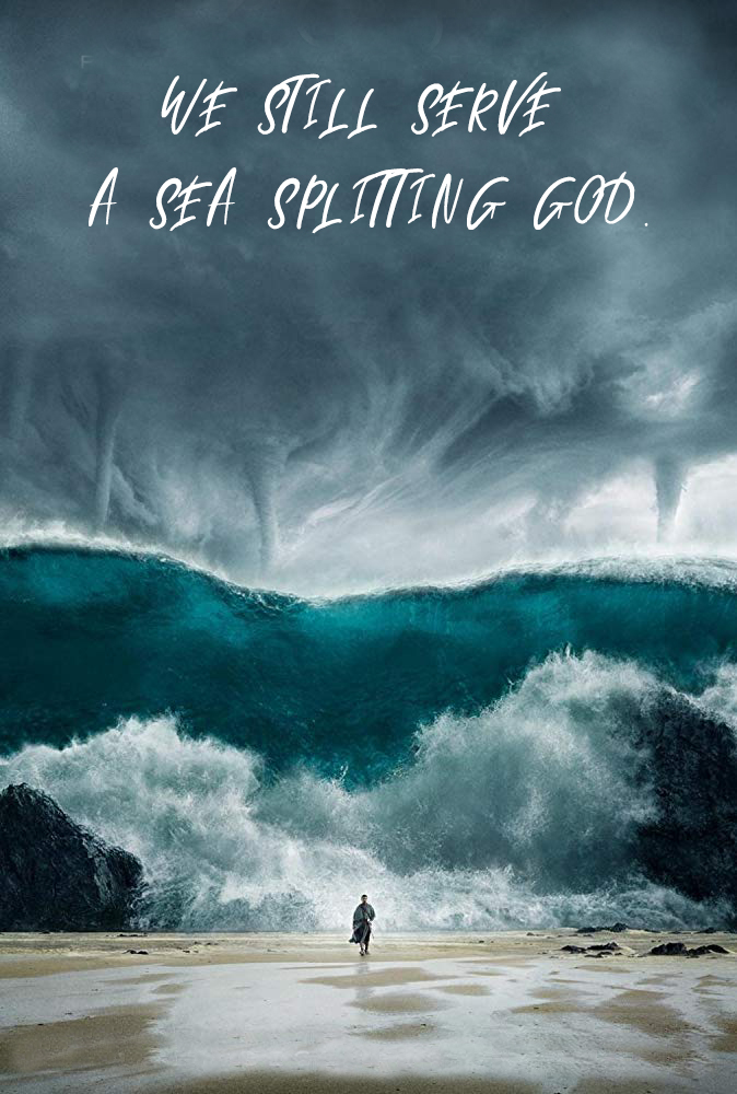 Sea-Splitting-God
